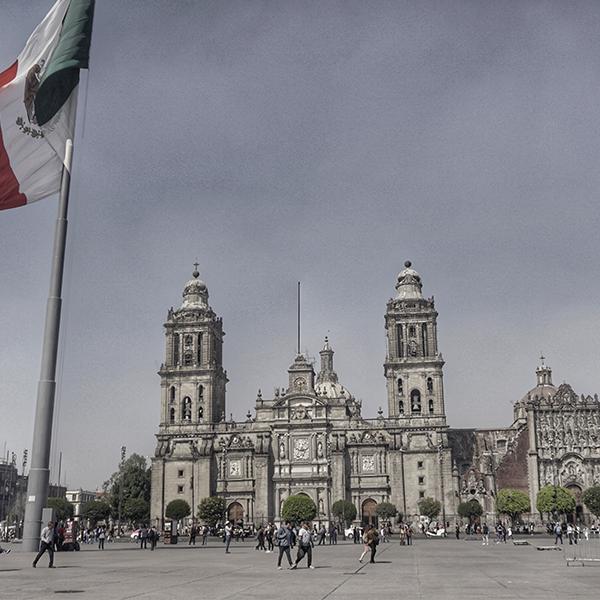 Mexico City Rondreis Mexico
