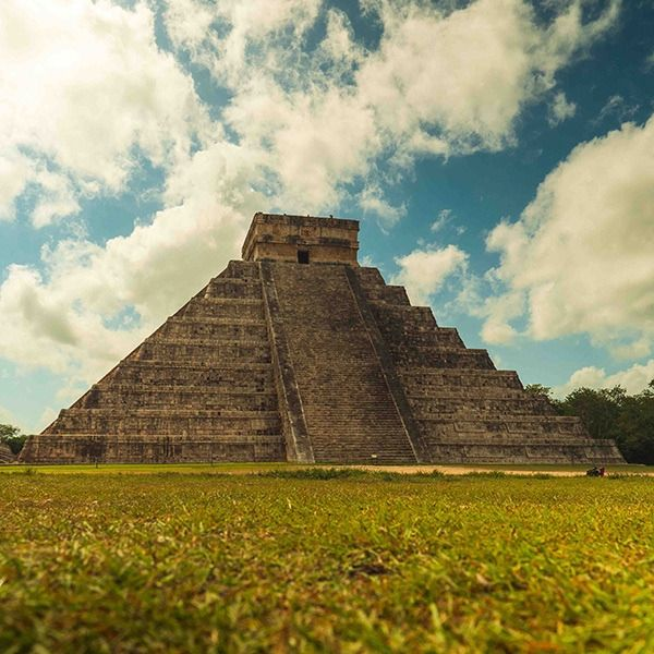 Rondreis Mexico Chichen Itza