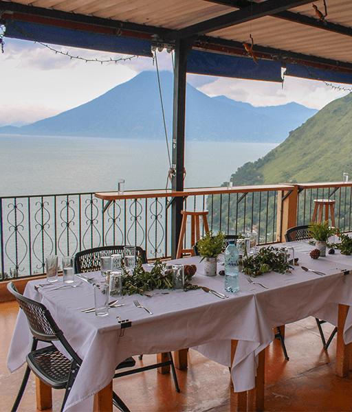 Rondreis Guatemala Lake Atitlan