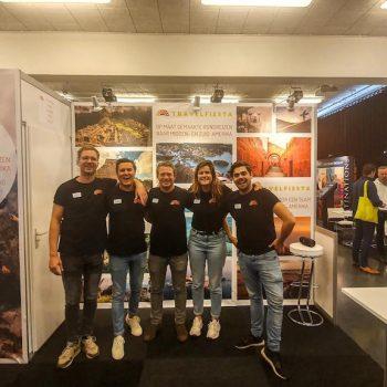 Vakantiebeurs met het Travelfiesta team