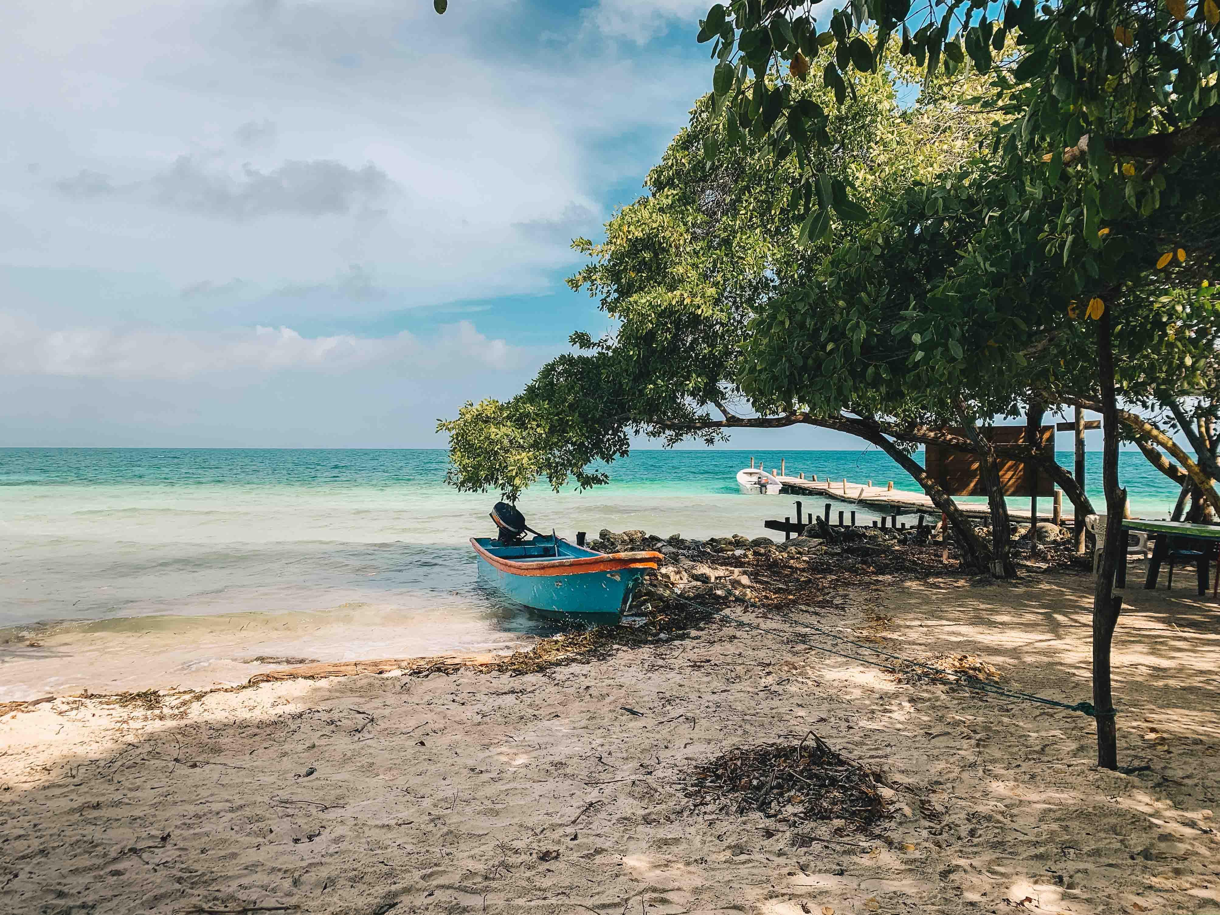 Rondreis Colombia Isla Palma 2