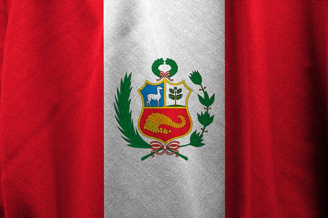 Reisadvies Peru Nationale Vlag