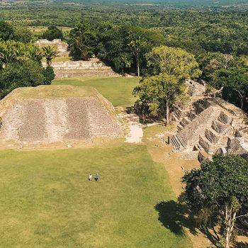 Bezoek prachtige Maya tempels tijdens je rondreis door Belize