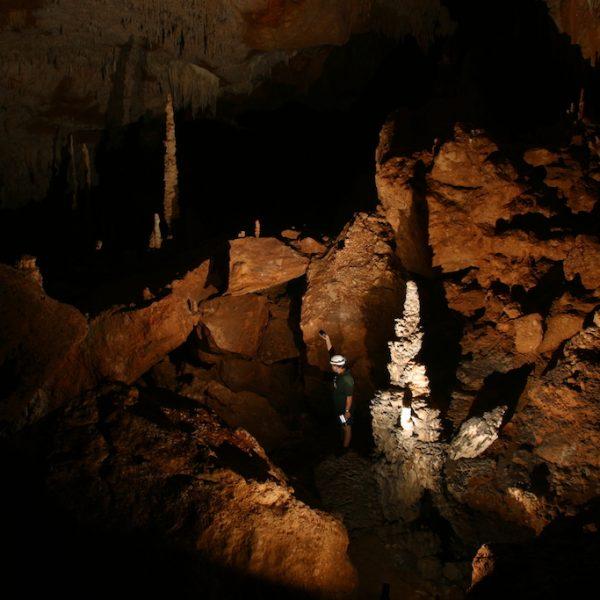 Ontdek de ATM grotten van de Maya's