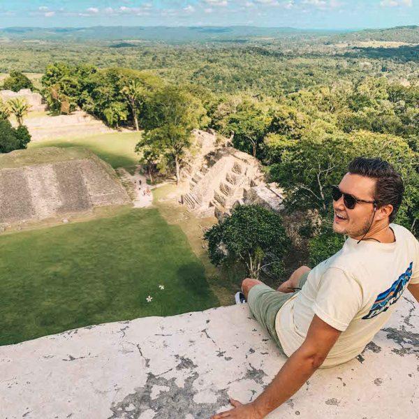 Rondreis-Belize-Xunantunich-Sascha