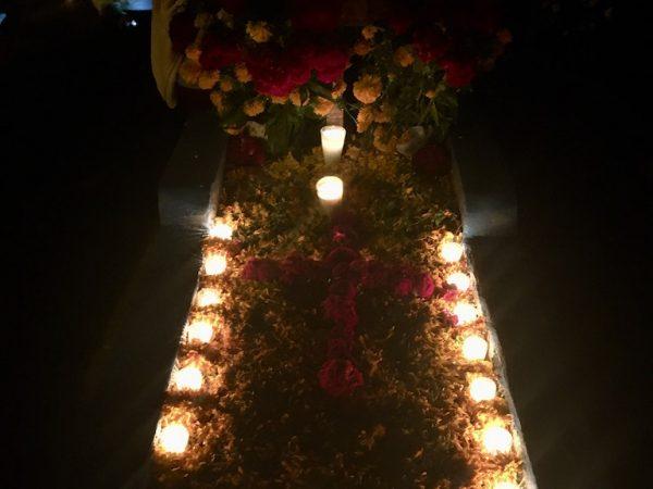 Bezoek een begraafplaats met Dia de los Muertos in Oaxaca