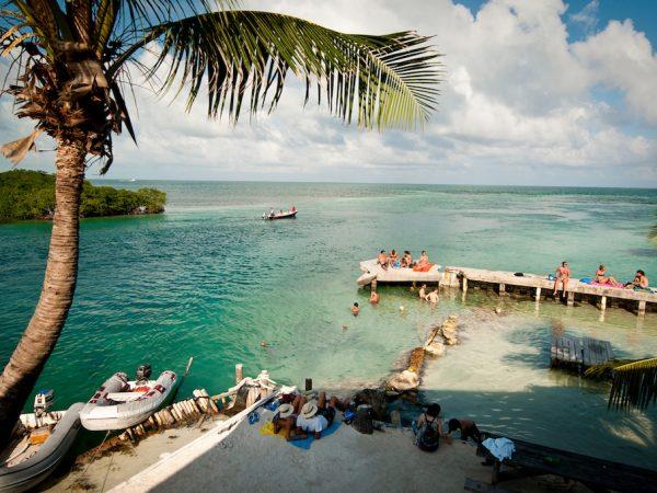 Beste reistijd en hoogseizoen in Belize