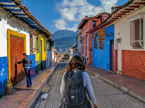 Colombia - Bogota - Vakantie