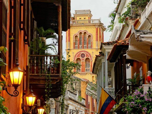 Bezoek tijdens je rondreis door Colombia het prachtige Cartagena