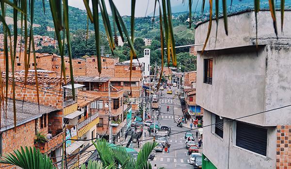 Comuna13-RondreisColombia-Medellin