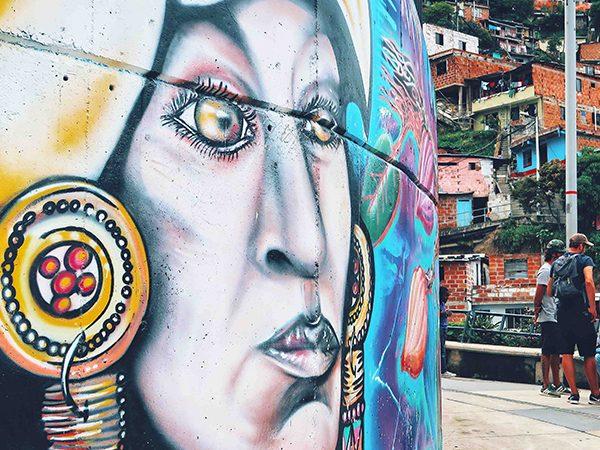 Medellin Colombia Comuna 13