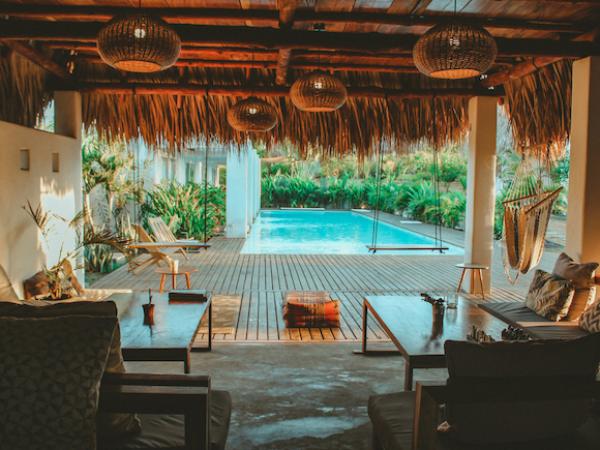 Guatemala El Paredon Swell Hotel
