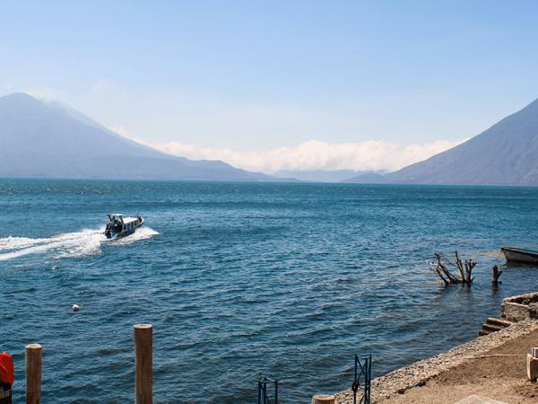 Lake Atitlan Vakantie Guatemala