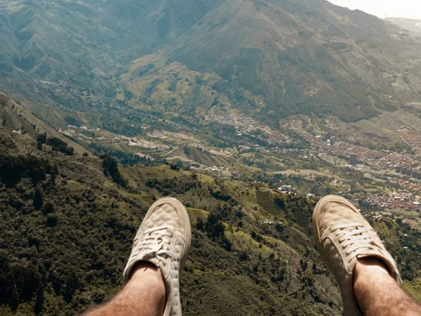LustrumreisColombia-Medellin-Parapent