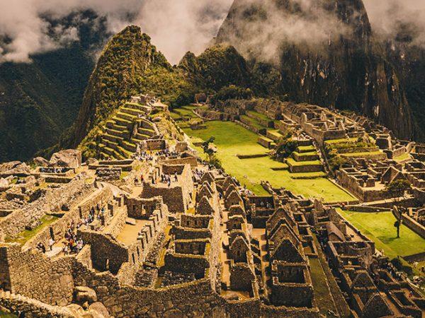 Rondreis Peru Machu Picchu