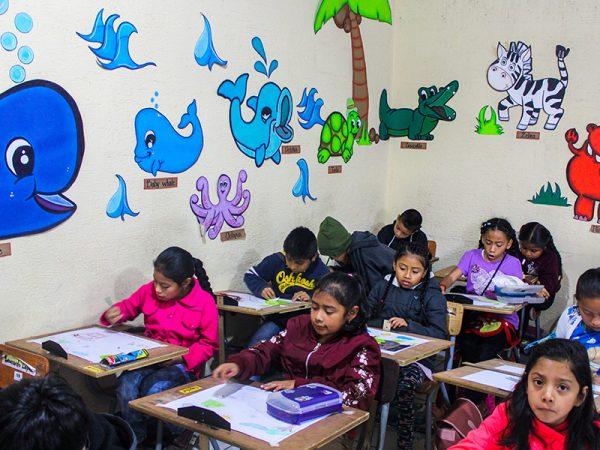Travelfiesta Guatemala Onderwijs