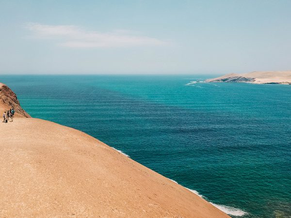 Paracas-Strand-Peru