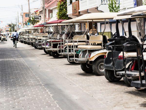 Reisadvies om een auto te huren in Belize