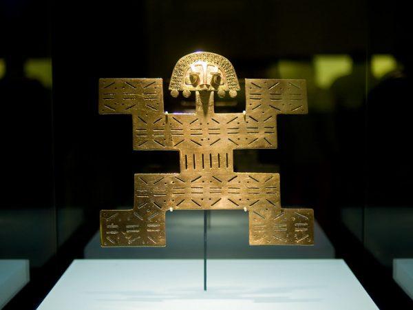 Rondreis Colombia Bogota Museo del Oro