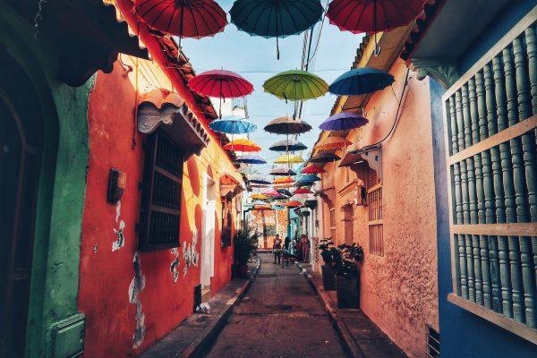 Rondreis-Colombia-Cartagena-Binnenstad-Travelfiesta
