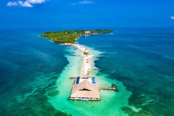 Rondreis Colombia Isla Palma