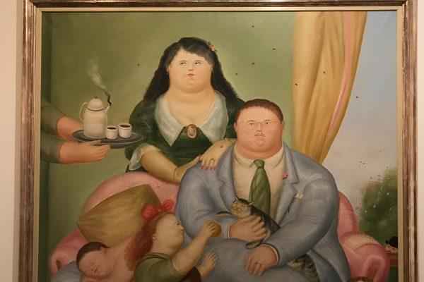 Rondreis Colombia Medellin Botero Museum 3