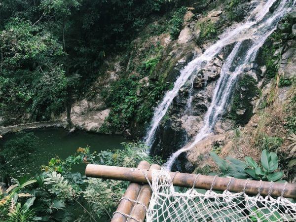 La Cascada de Marinka in Minca