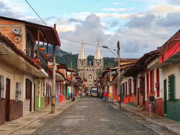 Veiligheid Colombia in Berggebieden