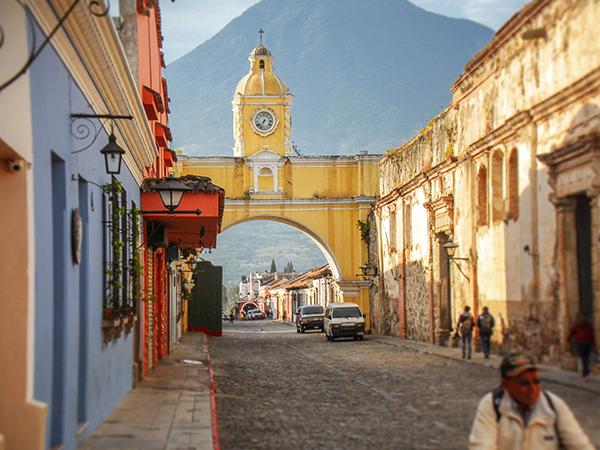 Reisadvies Guatemala Veiligheid Antigua