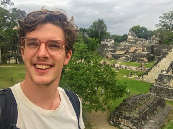 Rondreis Guatemala Tikal Maya Tempels Pepe