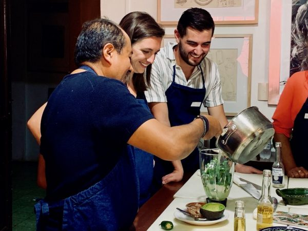 Rondreis Mexico Oaxaca Cooking Class