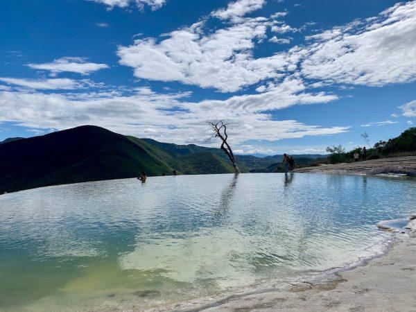 Rondreis Mexico Oaxaca Hierve el Agua