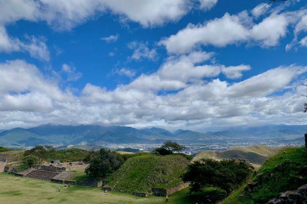 Rondreis Mexico Oaxaca Monte Alban 2