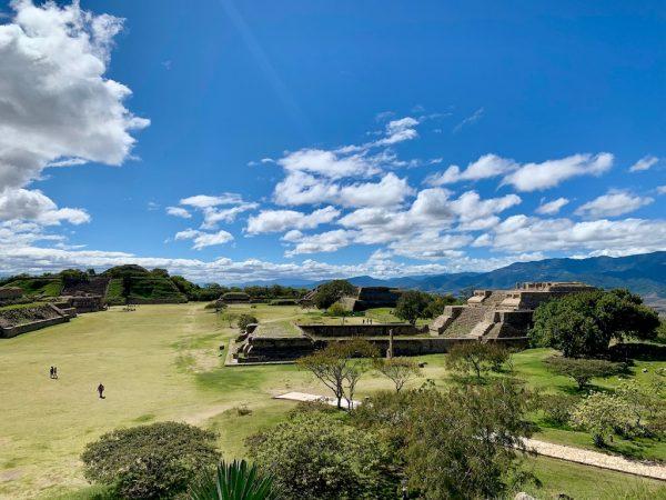 Rondreis Mexico Oaxaca Monte Alban