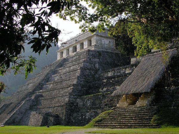 Bezoek de Maya ruïnes van Palenque tijdens je rondreis door Mexico