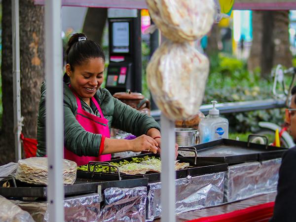 Reisadvies Mexico Lokale Gerechten Taco