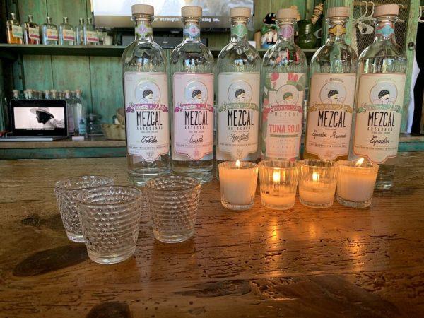 Reisadvies Mexico Lokale Drank Mezcal