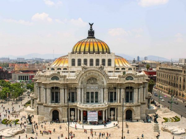 Reisadvies Veiligheid in Mexico City