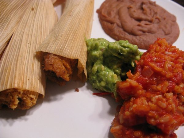 Rondreis-Mexico-Traditionele-Gerechten-Tamales
