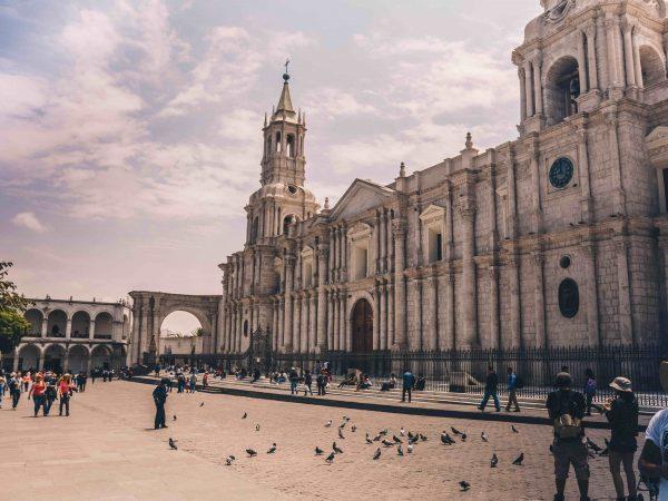 Rondreis-Peru-Arequipa-Witte-Stad