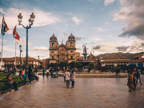Rondreis-Peru-Cusco-Plaza-Central