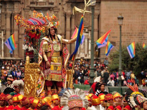 Reisadvies Peru Feestdag van de Zon Intri Raymi