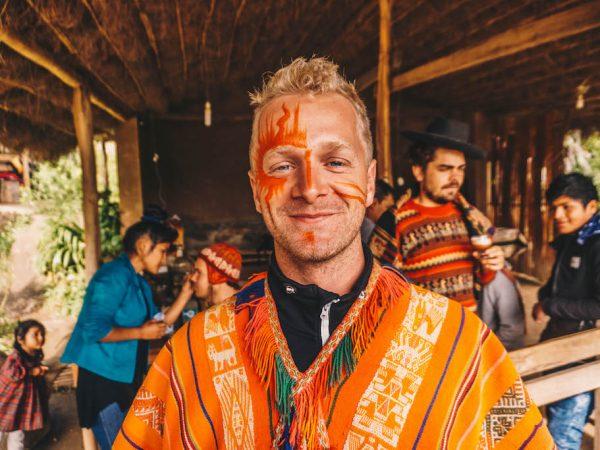 Rondreis Peru met Teun en zijn collega's
