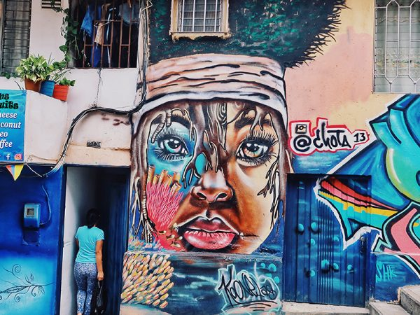 RondreisColombia-Travelfiesta-Medellin-Comuna13