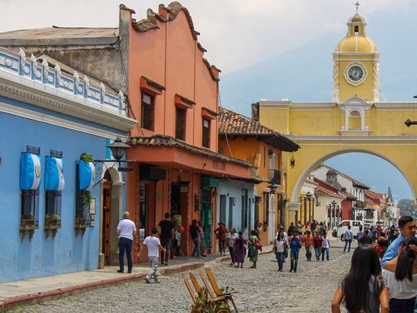 Rondreis-Guatemala-Antigua-Arc