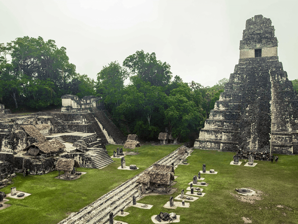 Vakantie Guatemala Tikal
