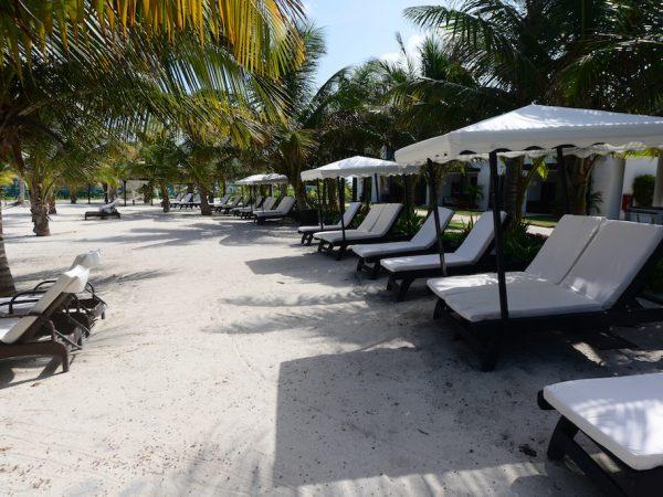 Geniet van het Caribische strand in San Pedro