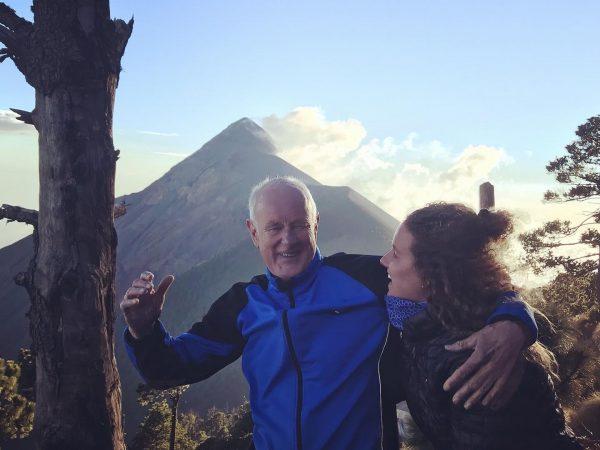 Beklim de Acatenango tijdens je vakantie in Guatemala