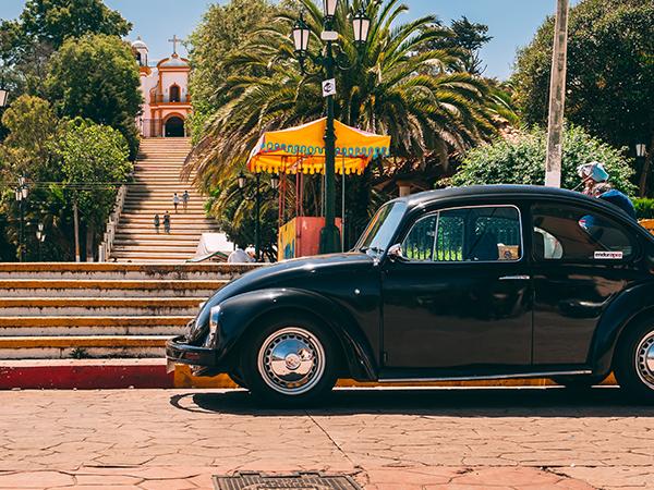 Reisadvies om auto te huren in Mexico