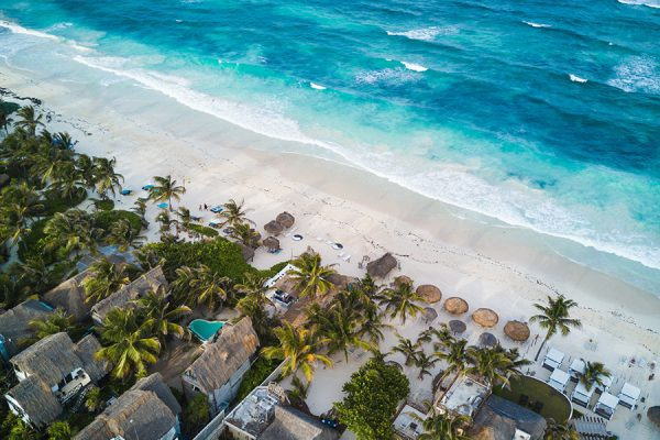 Yucatan-Mexico-Tulum-Strand